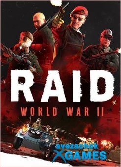 RAID: World War 2 (2017)