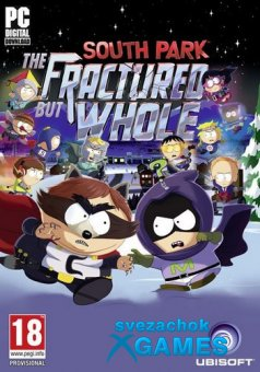 South Park: The Fractured But Whole - NoDVD