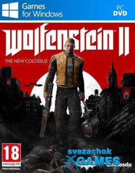 Wolfenstein 2: The New Colossus (2017)