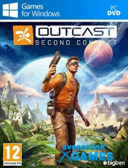 Outcast - Second Contact (2017)