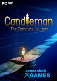 Candleman: The Complete Journey (2018)
