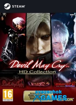 Devil May Cry HD Collection - NoDVD