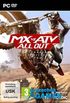 MX vs ATV: All Out - NoDVD