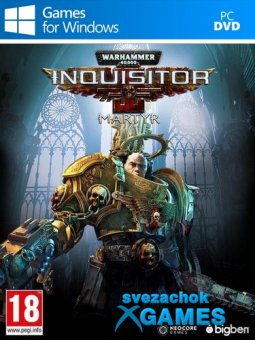Warhammer 40.000: Inquisitor - Martyr (2018)