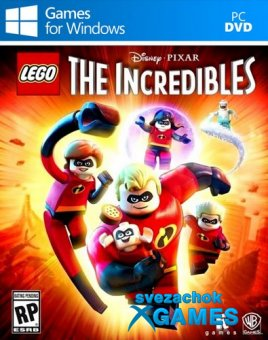 LEGO The Incredibles - NoDVD