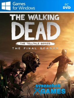 The Walking Dead: The Final Season (2018)