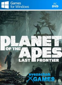 Planet of the Apes: Last Frontier (2018)