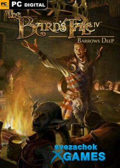 The Bard's Tale IV: Barrows Deep  - NoDVD
