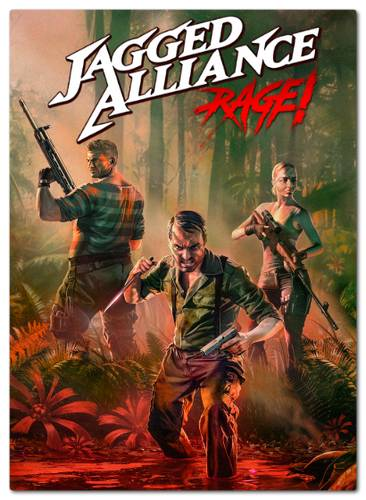 Jagged Alliance: Rage! - NoDVD