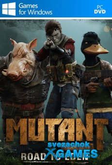 Mutant Year Zero: Road to Eden (2018)