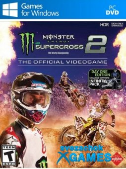 Monster Energy Supercross - The Official Videogame 2 (2019)