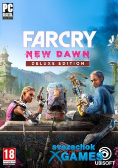 Far Cry: New Dawn (2019)