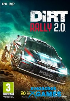 DiRT Rally 2.0 - NoDVD