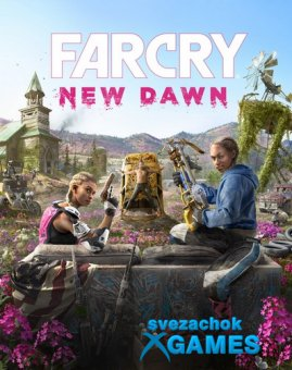 Far Cry: New Dawn - NoDVD