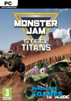 Monster Jam: Steel Titans (2019)