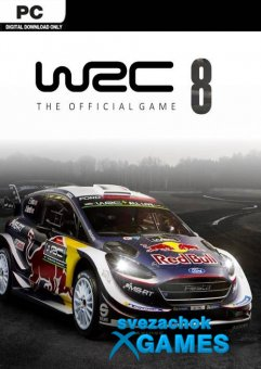 WRC 8 FIA World Rally Championship - NoDVD