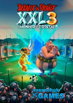 Asterix and Obelix XXL 3 - The Crystal Menhir (2019)