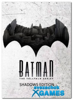 The Telltale Batman Shadows Edition (2019)