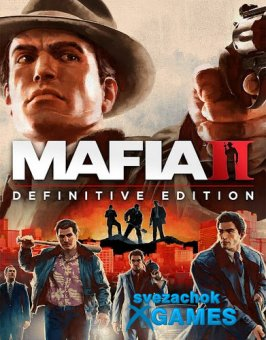 Mafia 2 Definitive Edition (2020)