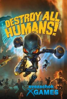 Destroy All Humans! Remastered 2020