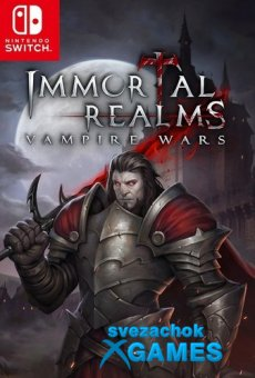 Immortal Realms: Vampire Wars (2020)