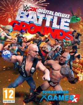 WWE 2K BATTLEGROUNDS (2020)